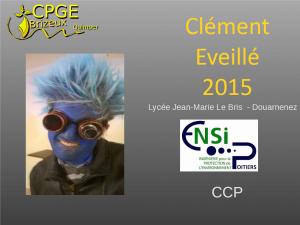 Jean-Marie Le Bris-2015-Eveille-C