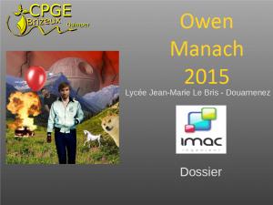 Jean Marie Le Bris-2015-Owen-M