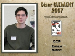 Saint Louis-Chateaulin-2007-Clement-C